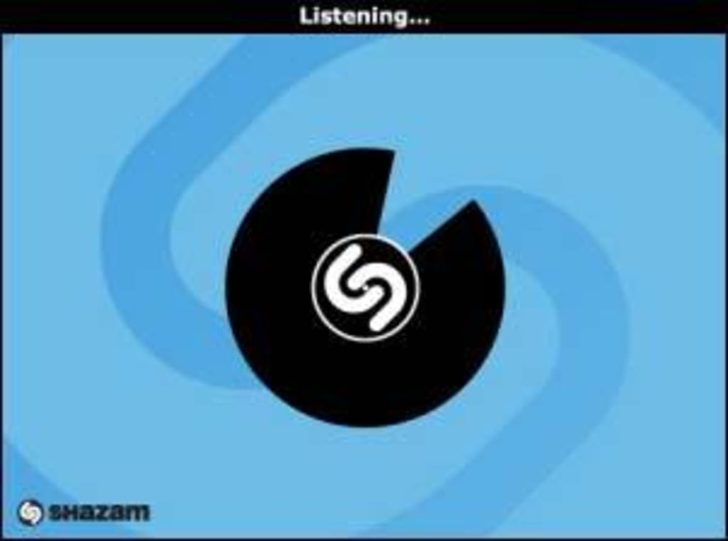 shazam sur blackberry