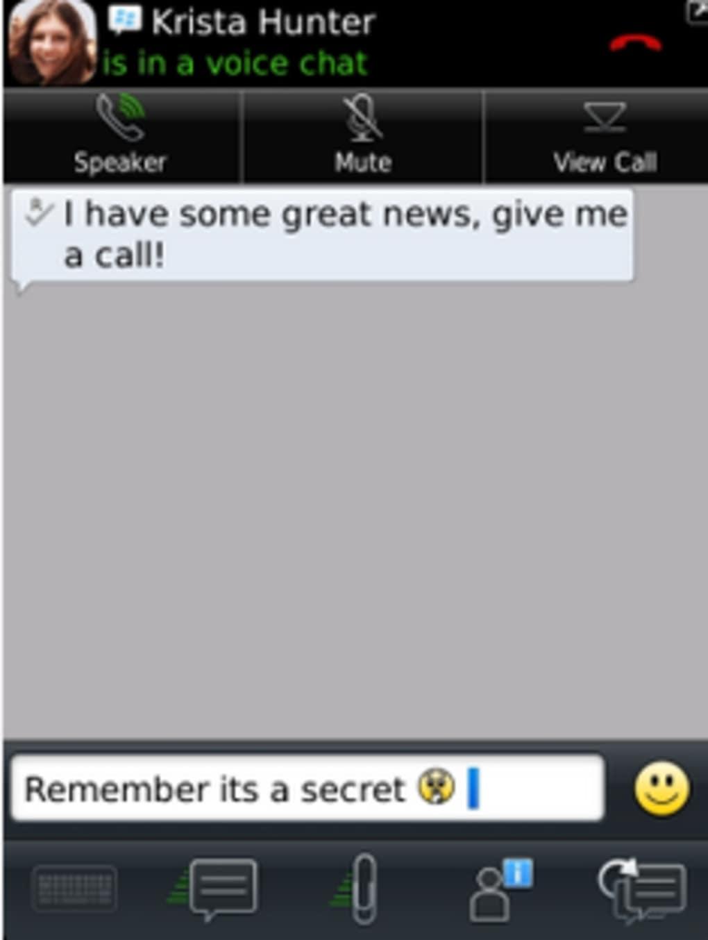 BlackBerry Messenger - BlackBerry World