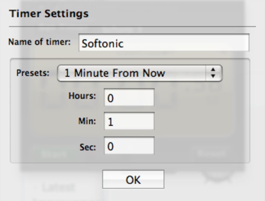 MacTimer (Mac) - Download