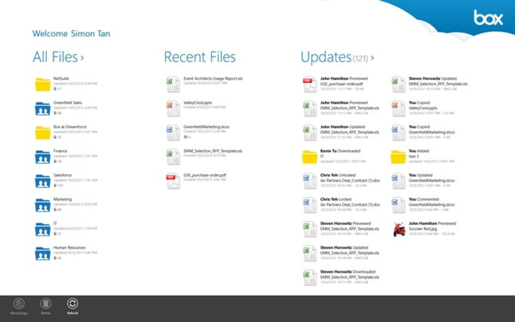 download box for windows 8