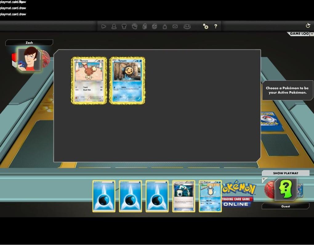 pokemon card online download