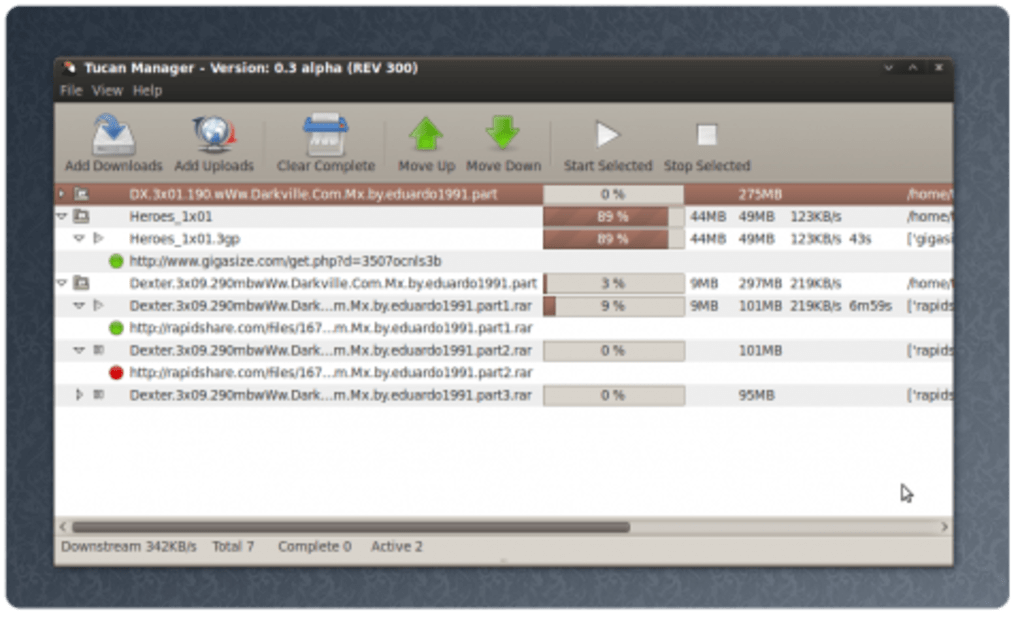 Tucan Manager for Mac - Download