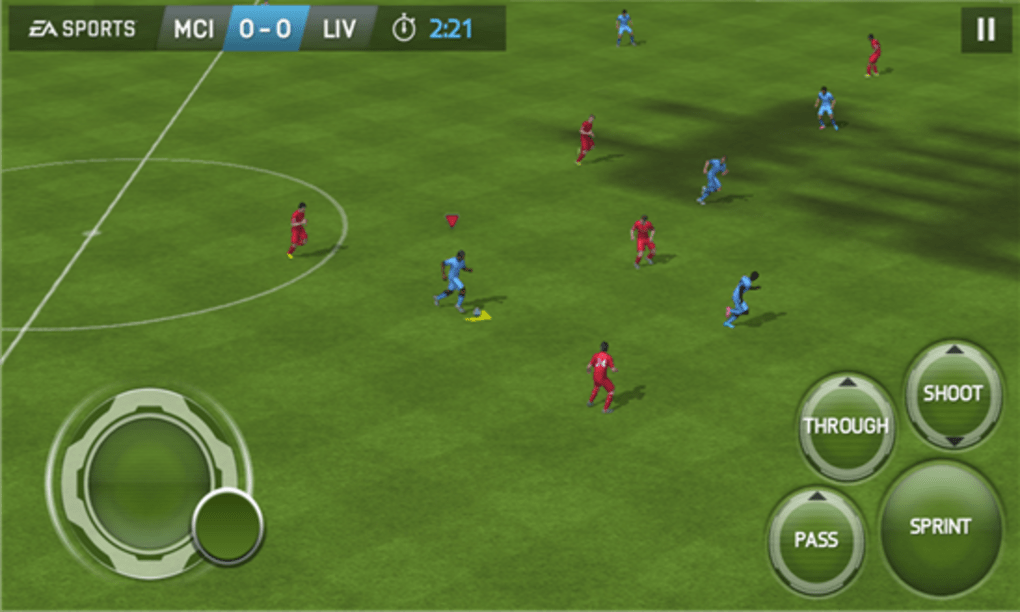 FIFA 15 Ultimate Team For IPhone