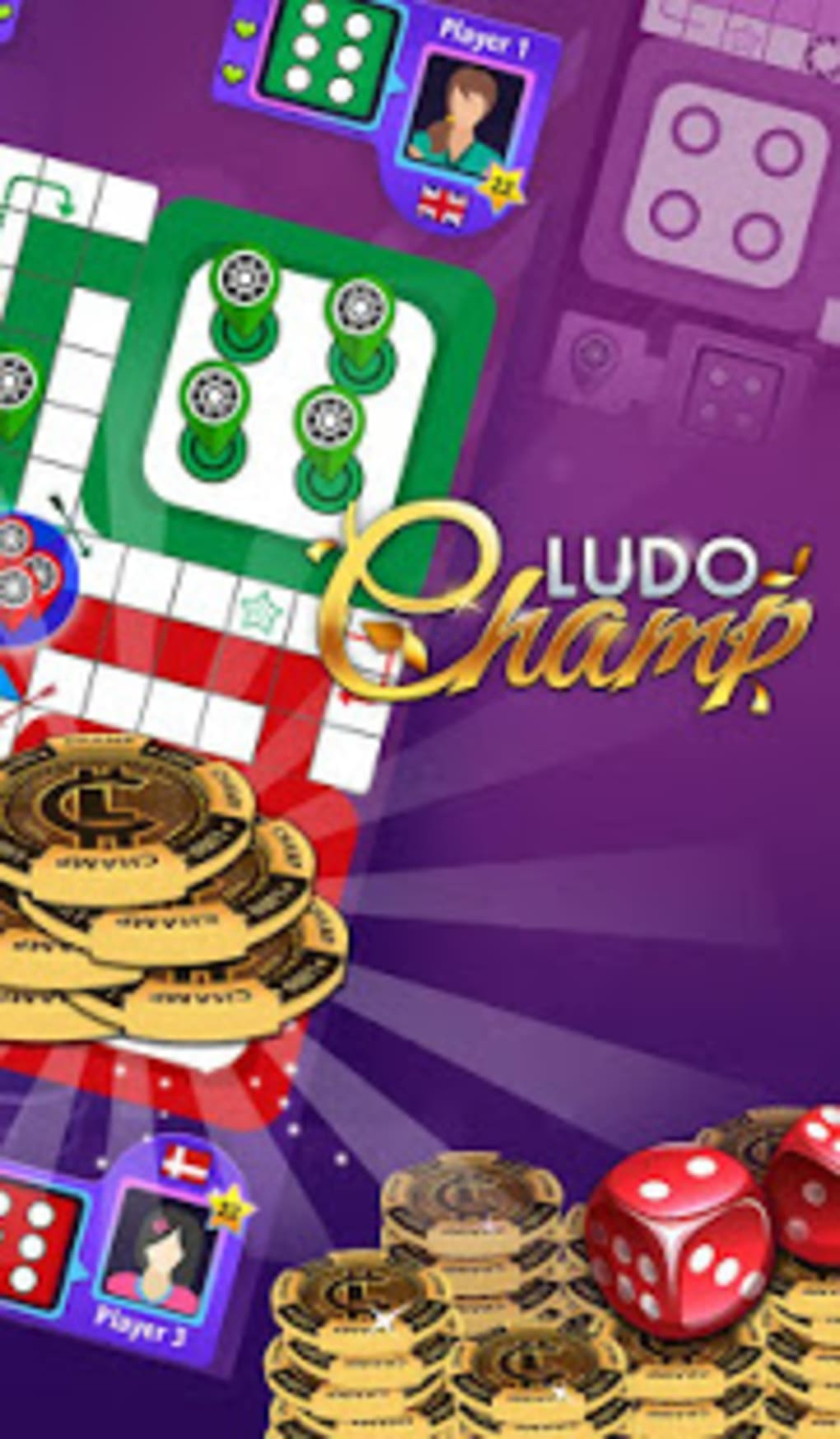 Ludo Champ 2019 - New Free Super 5 Star Game for Android