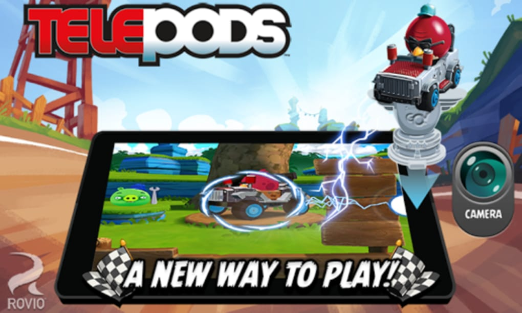 Angry Birds Go MOD APK (Unlimited Gems) v Android Download