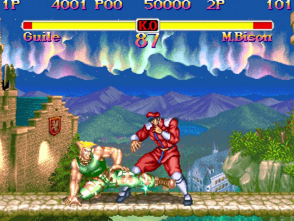 descargar street fighter alpha 3 para android apk