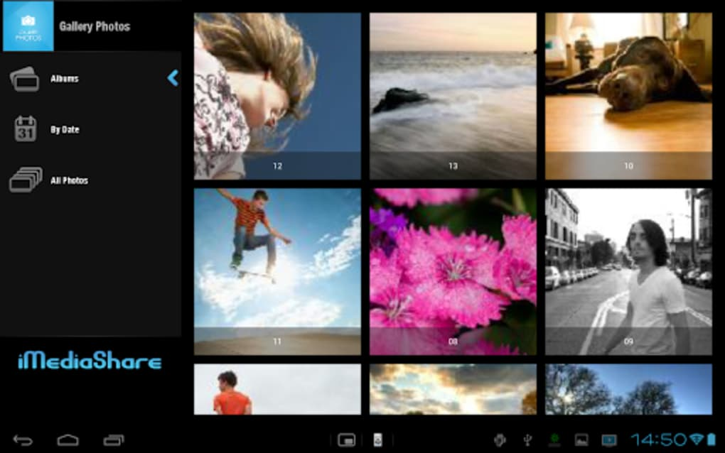 imediashare for android