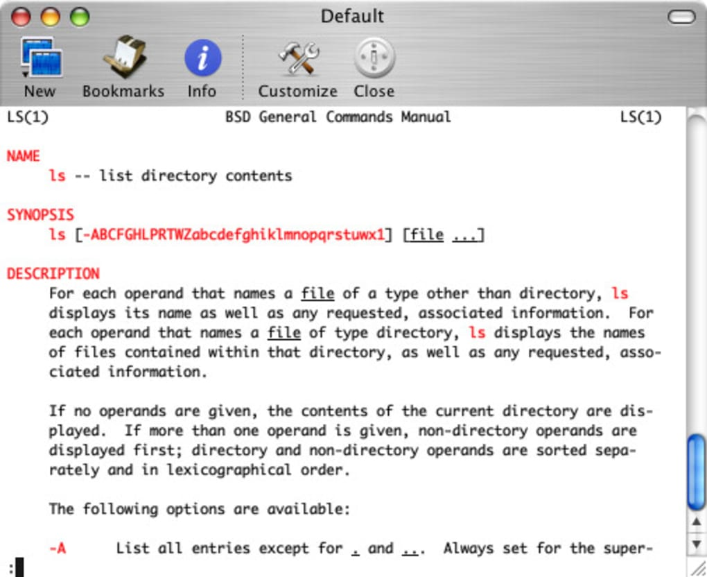iTerm for Mac - Download