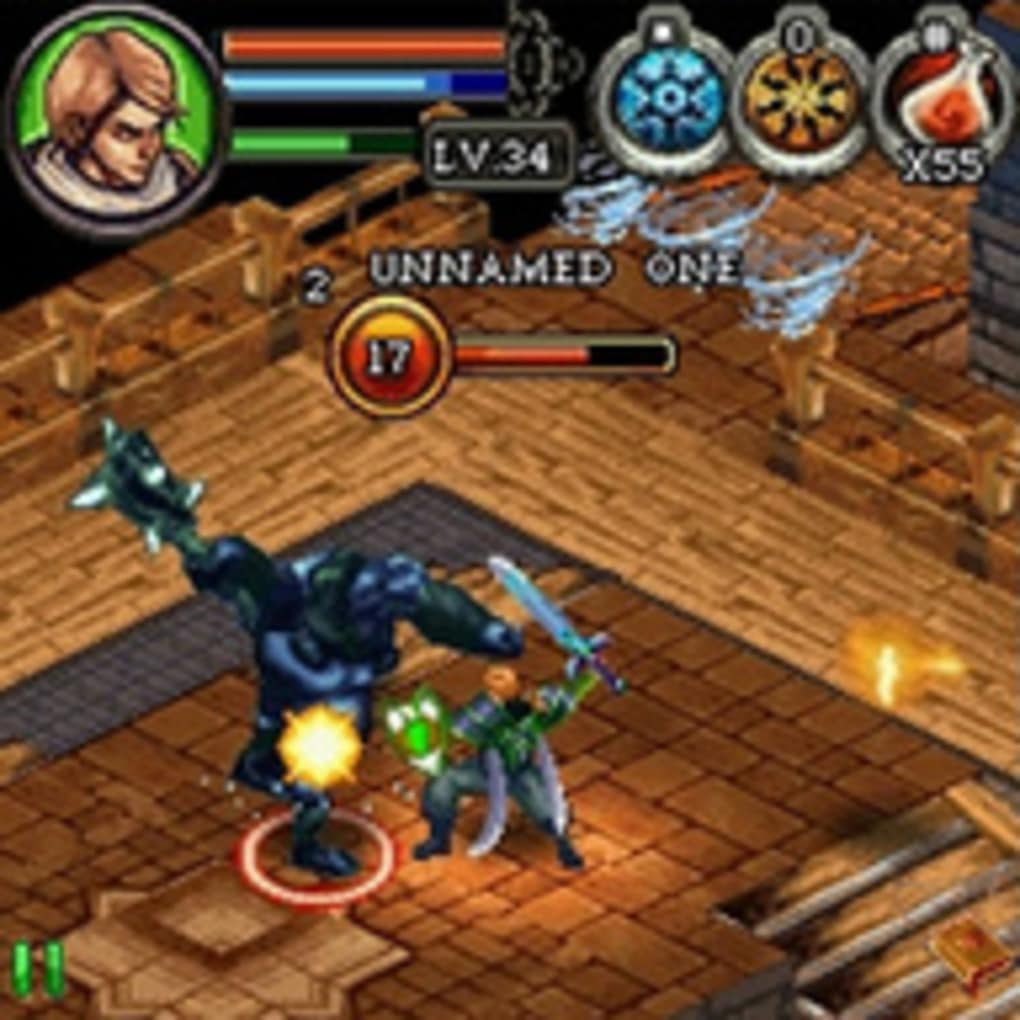 Dungeon Hunter 3 For Java Download