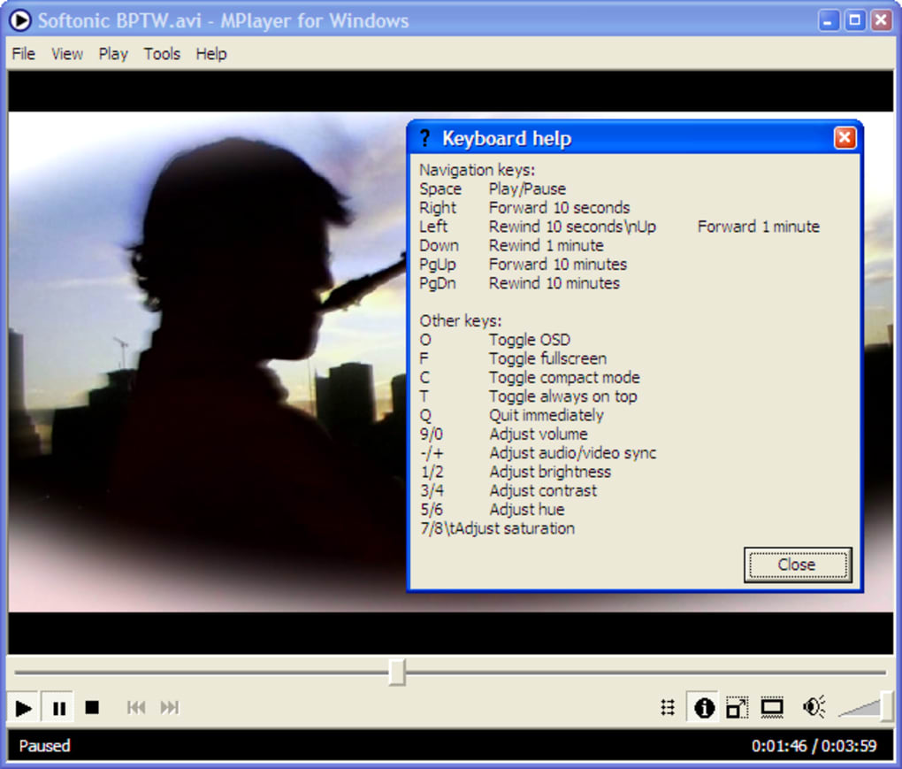MPlayer - Download