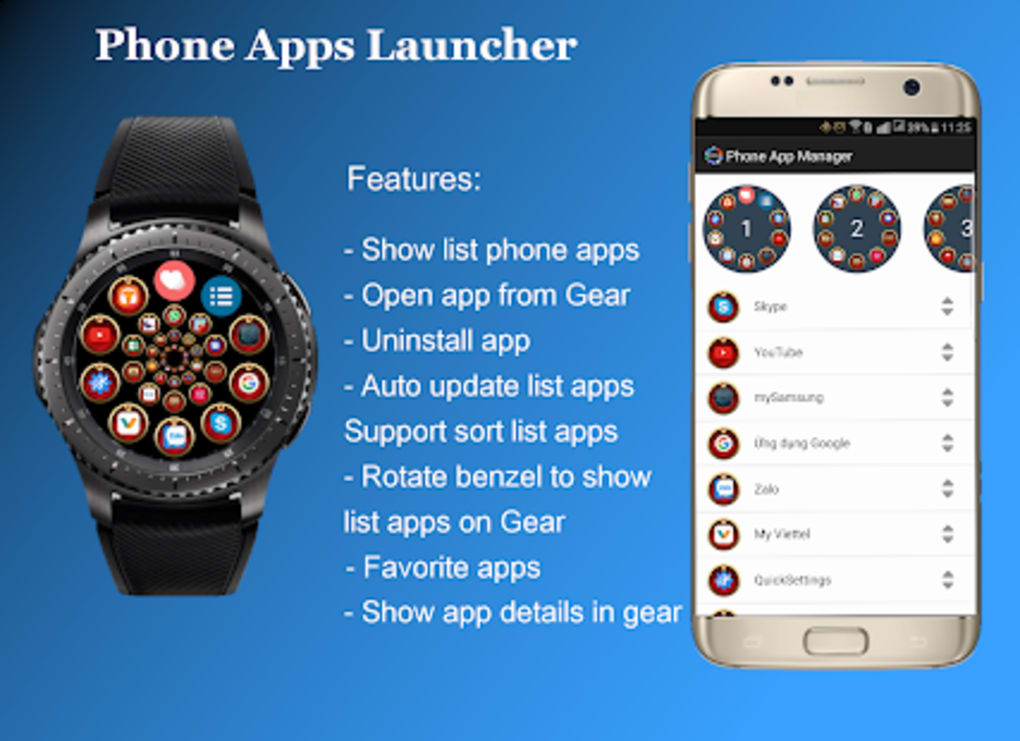 Phone Apps Launcher Provider Pro for Android - Download