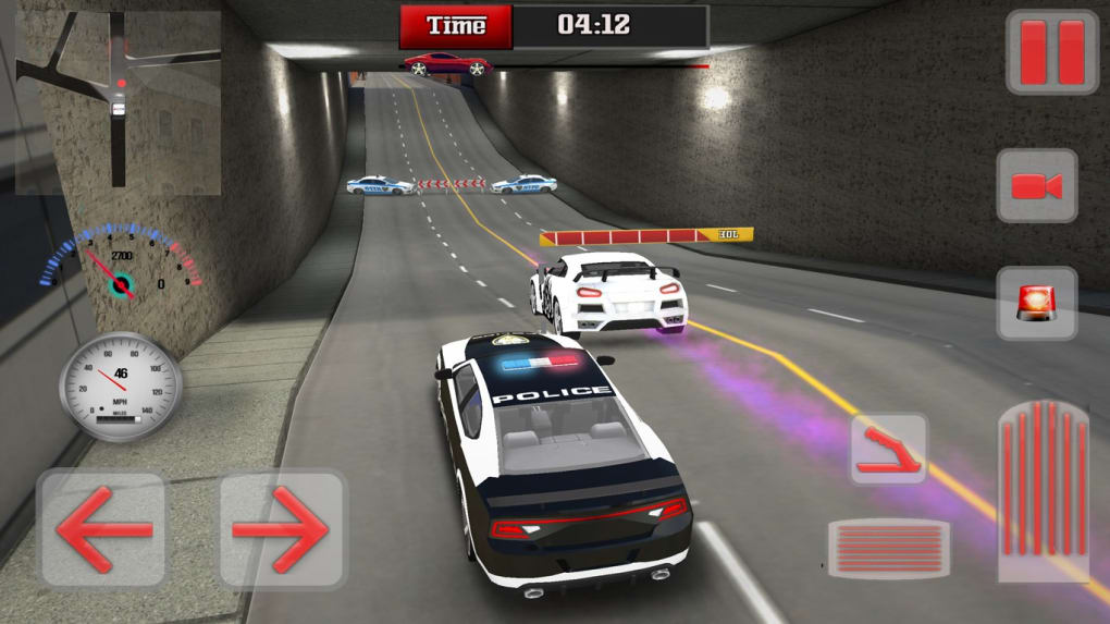 Police Car Chase Driving Simulator Download