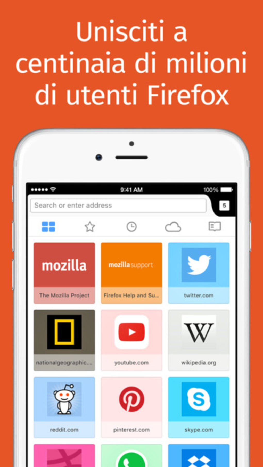 Firefox Web Browser for iPhone - Download
