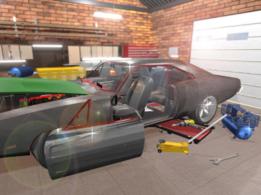 Fix My Car >> Fix My Car Classic Muscle Car Restoration For Android Download
