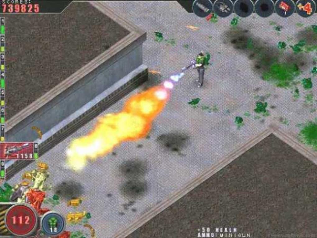 Alien Shooter. 1/1 Screenshots