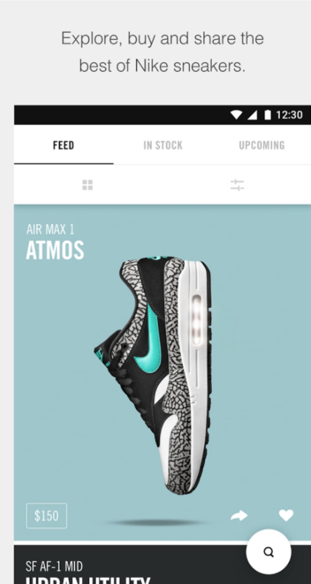 Nike SNKRS für Android - Download