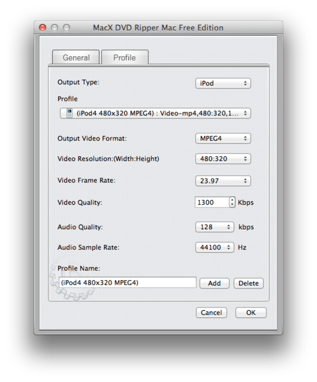 Miro Video Converter can convert virtually any video file to MP4, Theora, or MP3 (the audio only).