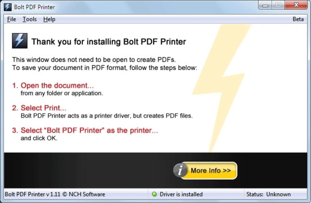 adobe pdf printer free download windows 8