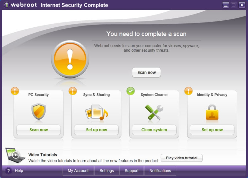 webroot secureanywhere complete trial download