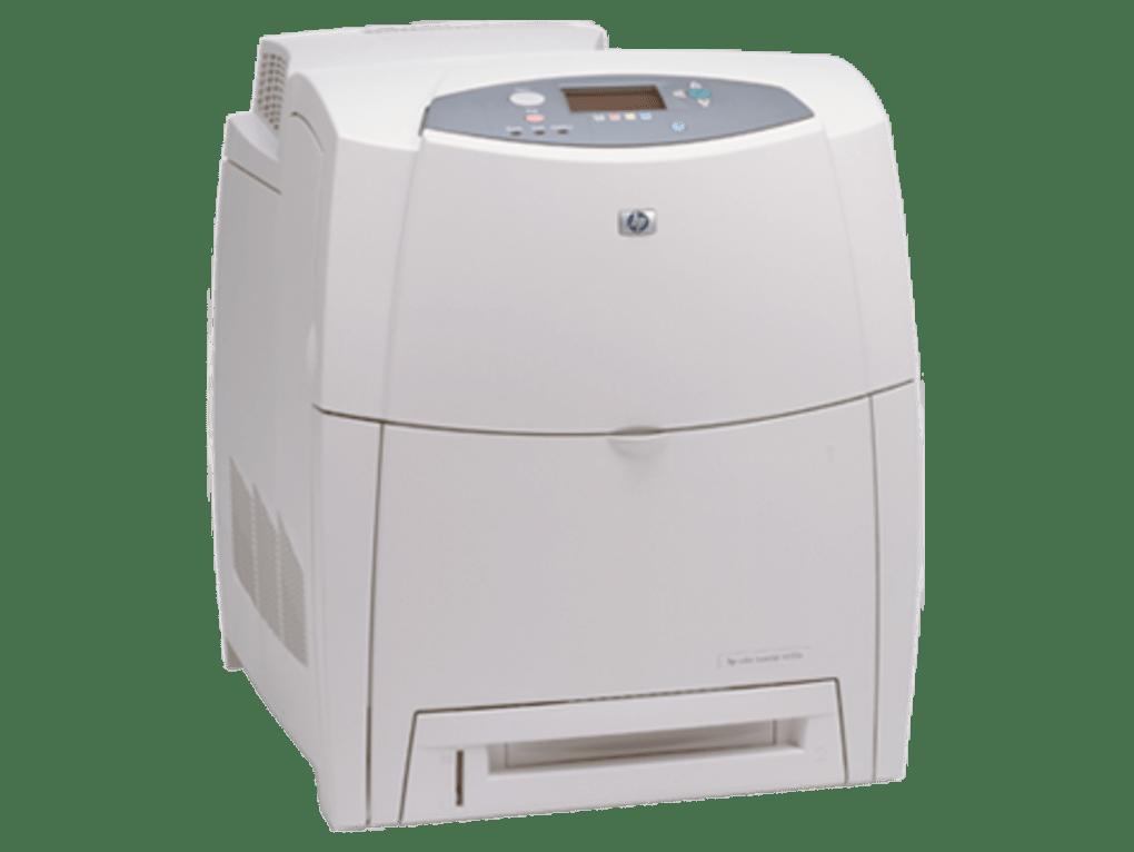 HP Color LaserJet 4650n Printer drivers