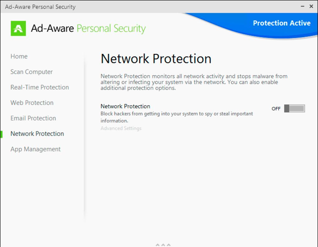 Ad-Aware Personal Security - Descargar