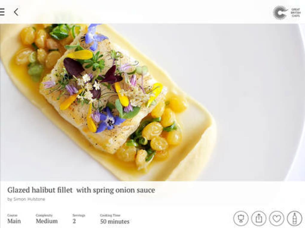Great British Chefs–Recipes HD