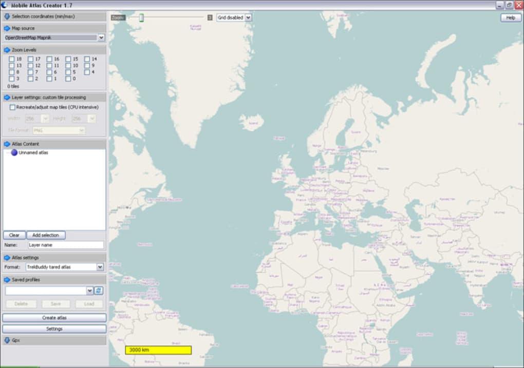 trekbuddy map maker