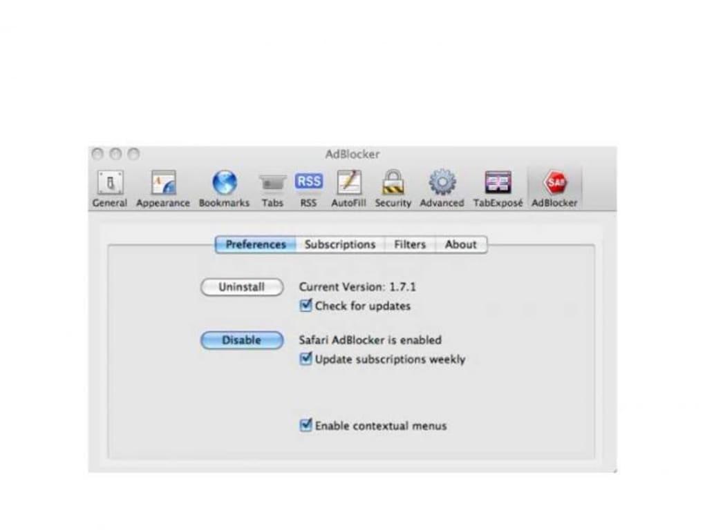 como desativar adblock windows 8