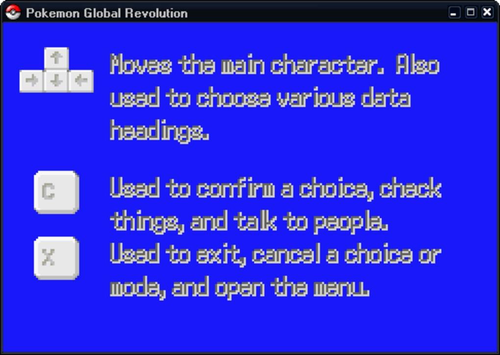 pokemon revolution rom