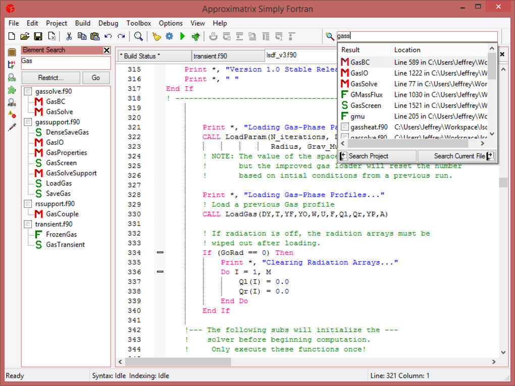 fortran software free download for windows 8