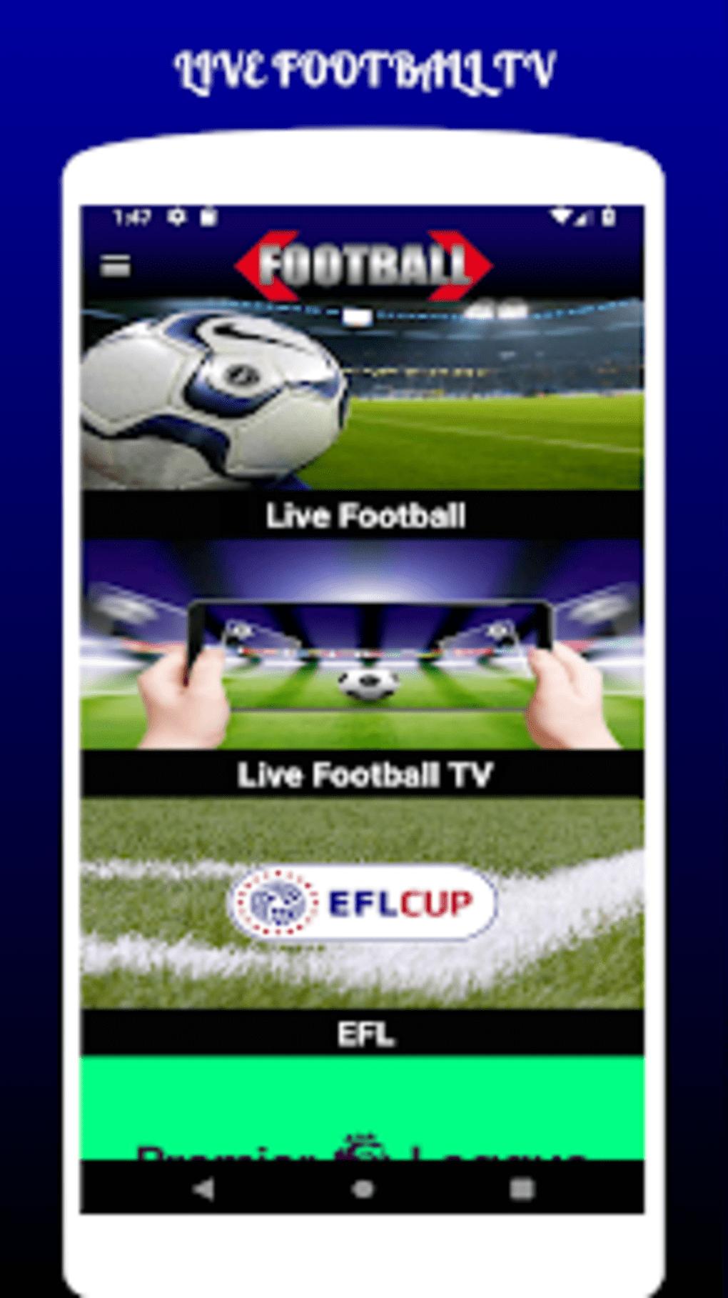 Football tv app | Football TV Live Streaming HD Apps  2019-05-27