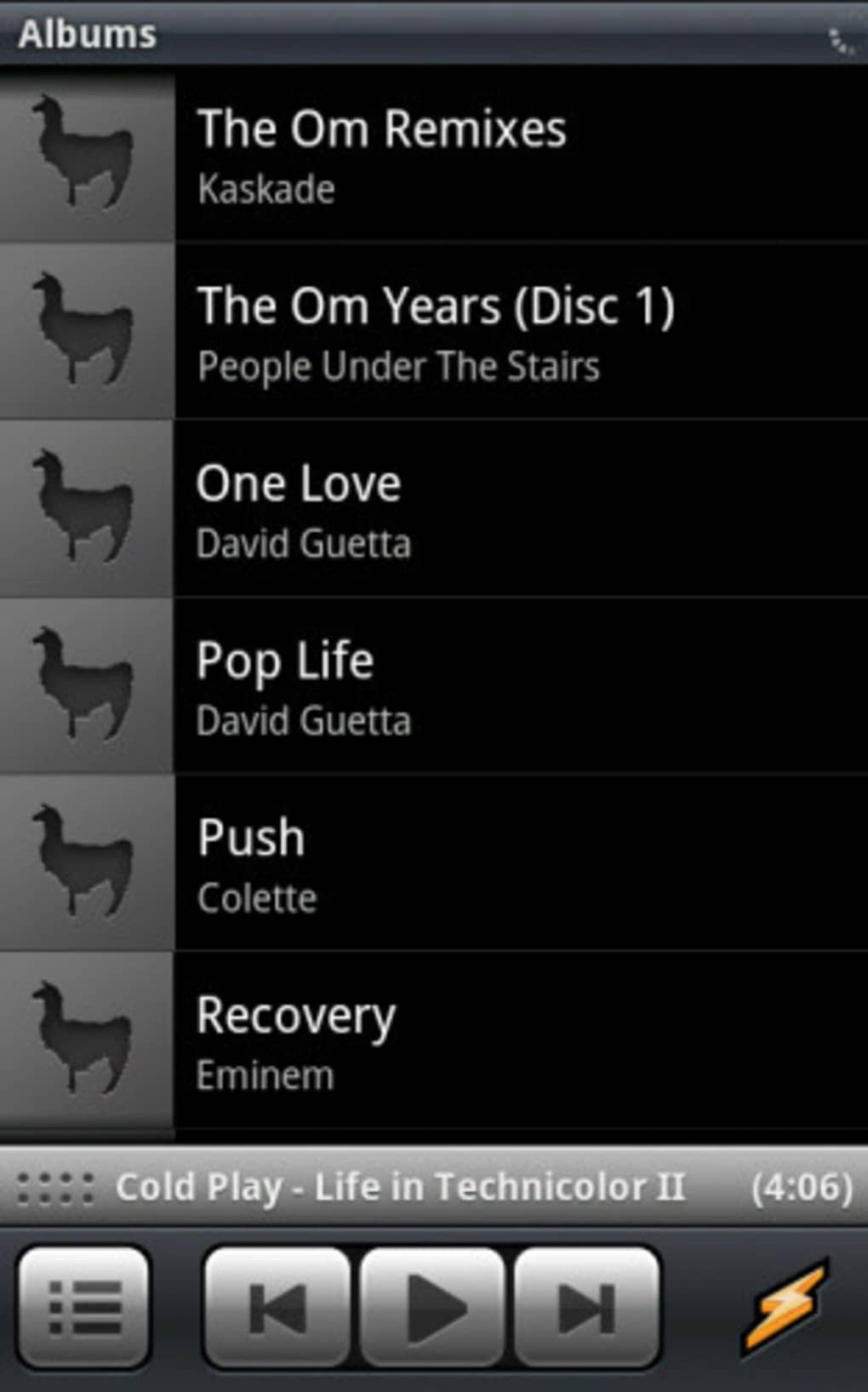 Winamp for Android - Download