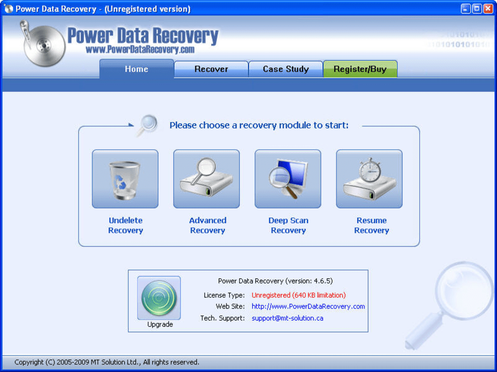 minitool power data recovery v7.5 register key