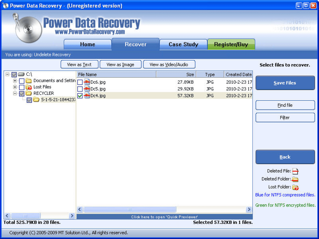 power data recovery 4.6.5 gratuit