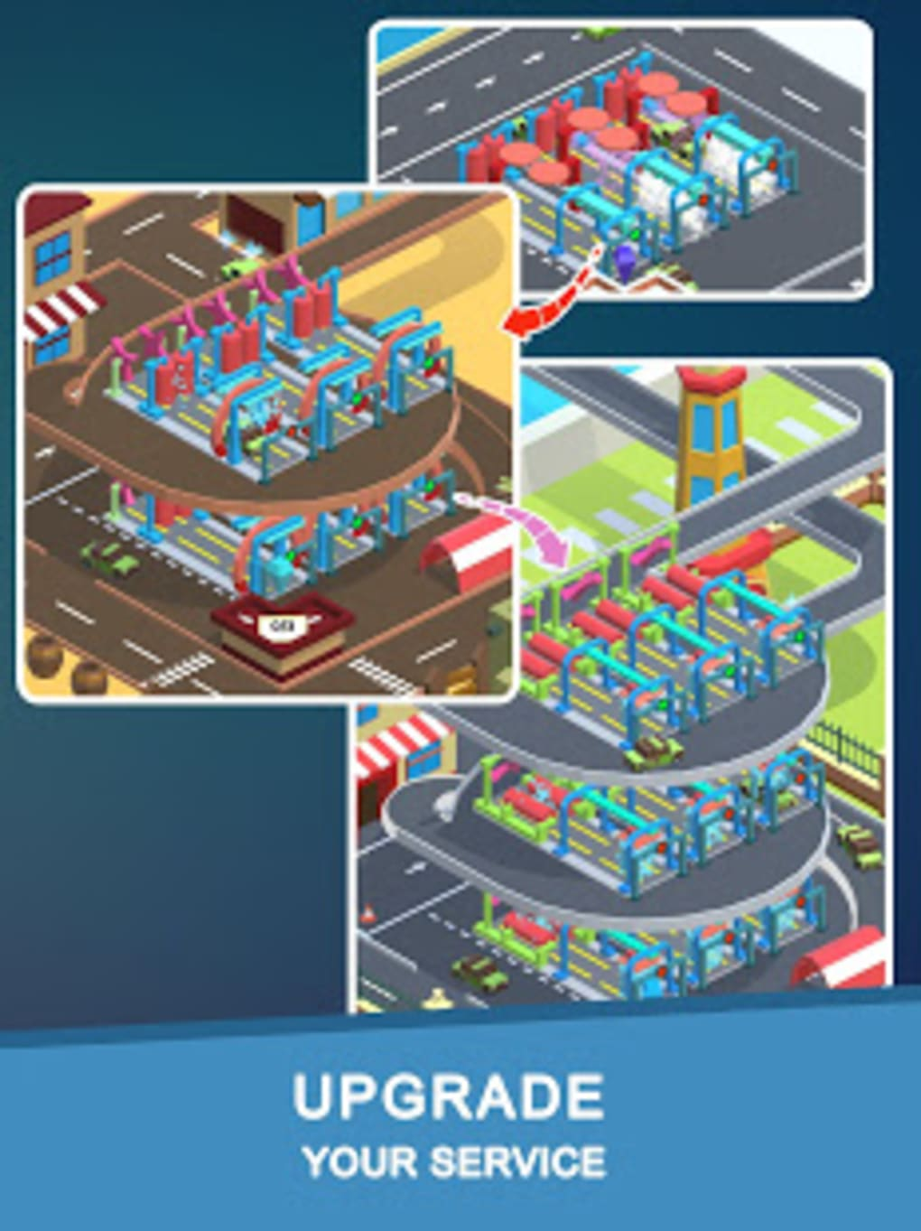 Idle Car Tycoon APK cho Android - Tải về