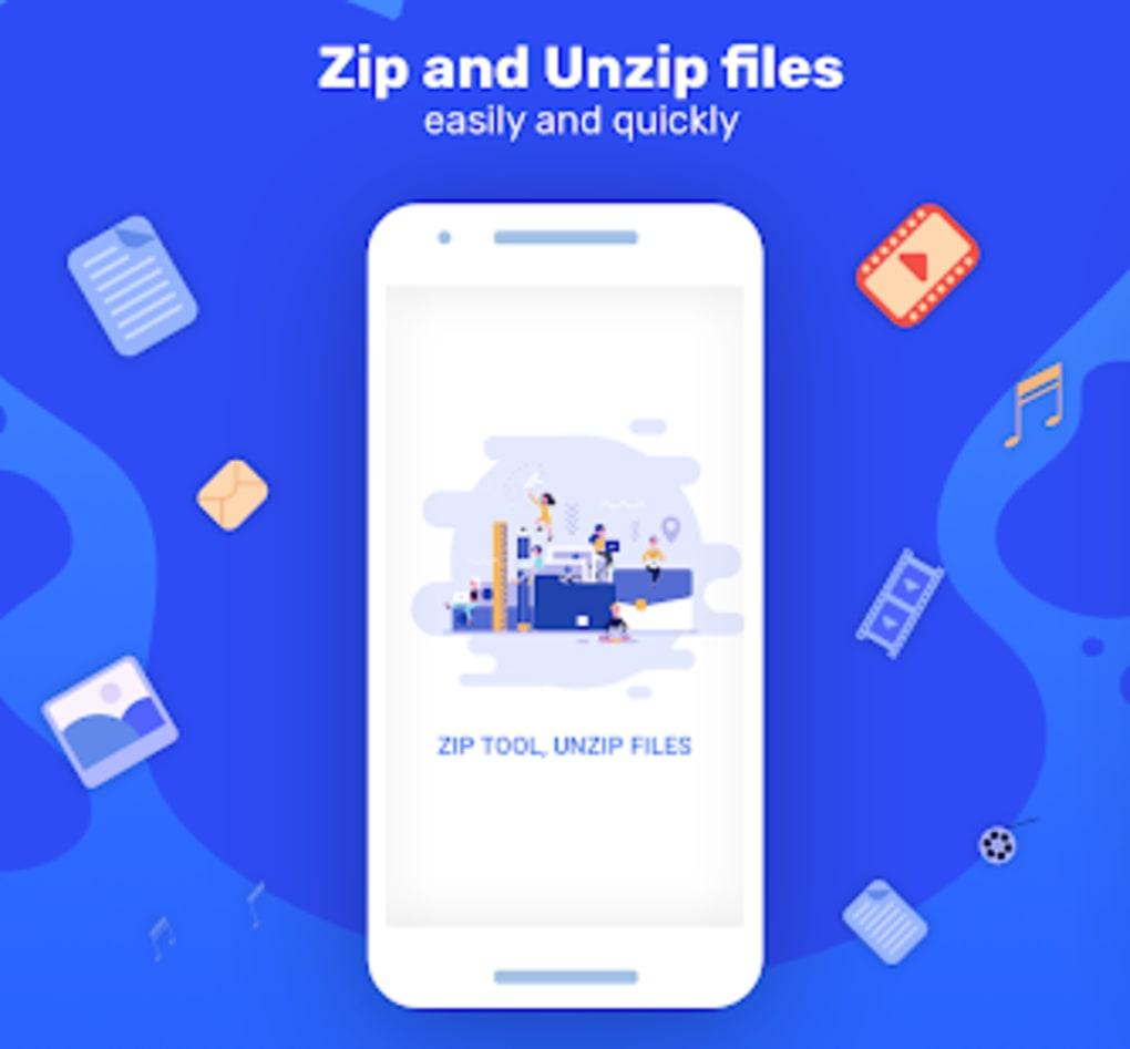 Zip app: Zip Tool Unzip Files for Android - Download