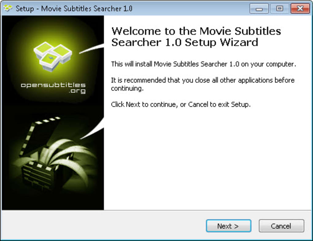 Movie Subtitles Searcher - Download