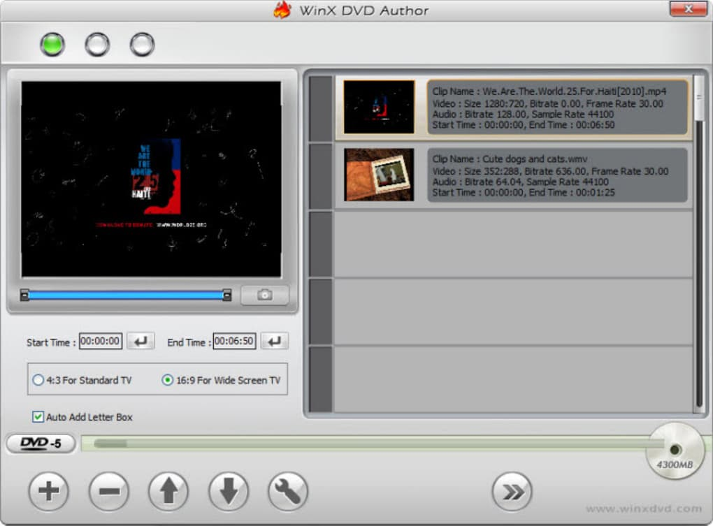 winx dvd author 6.3.6 free download