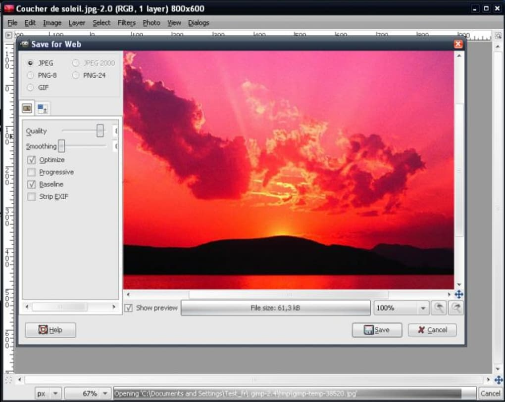 GimPhoto Portable - Download