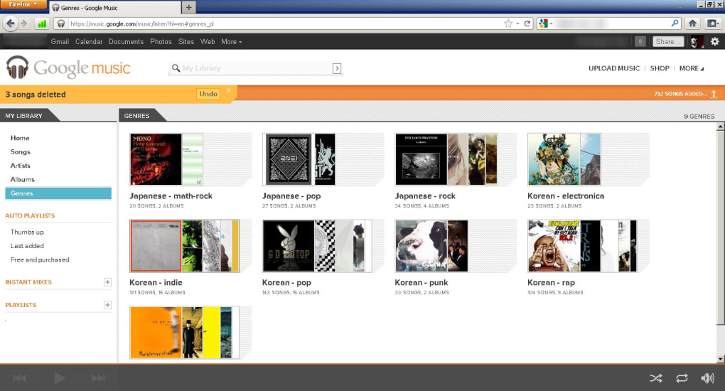 Google music manager free