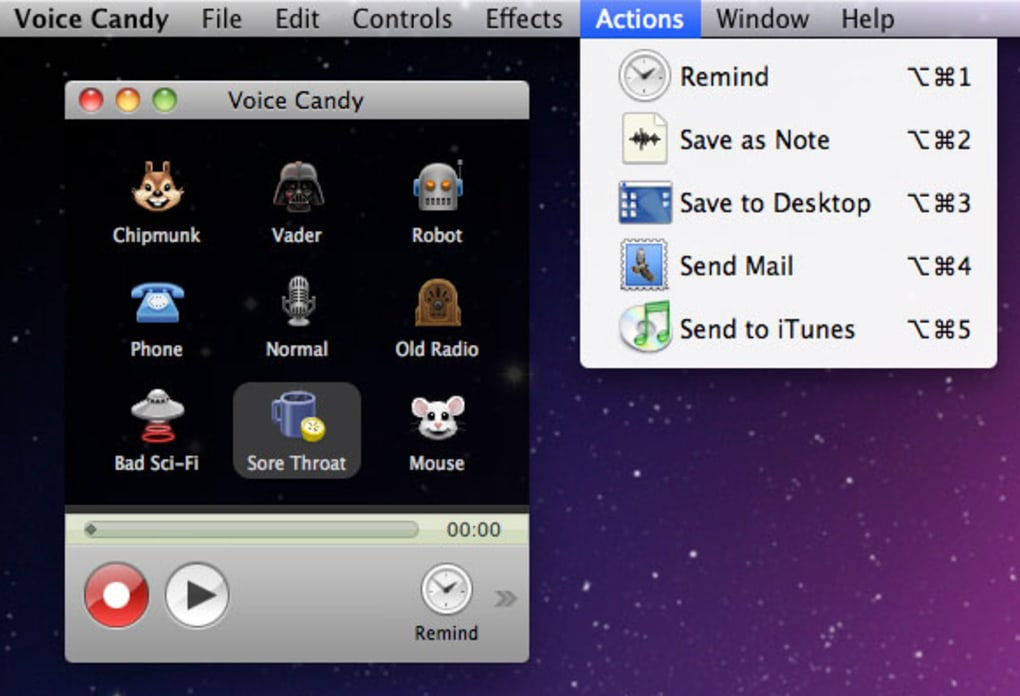 voice changers for skype mac