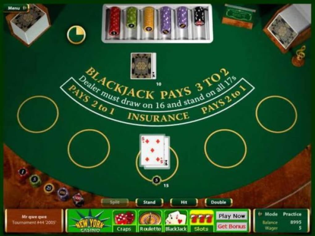 blackjack game for pc free download