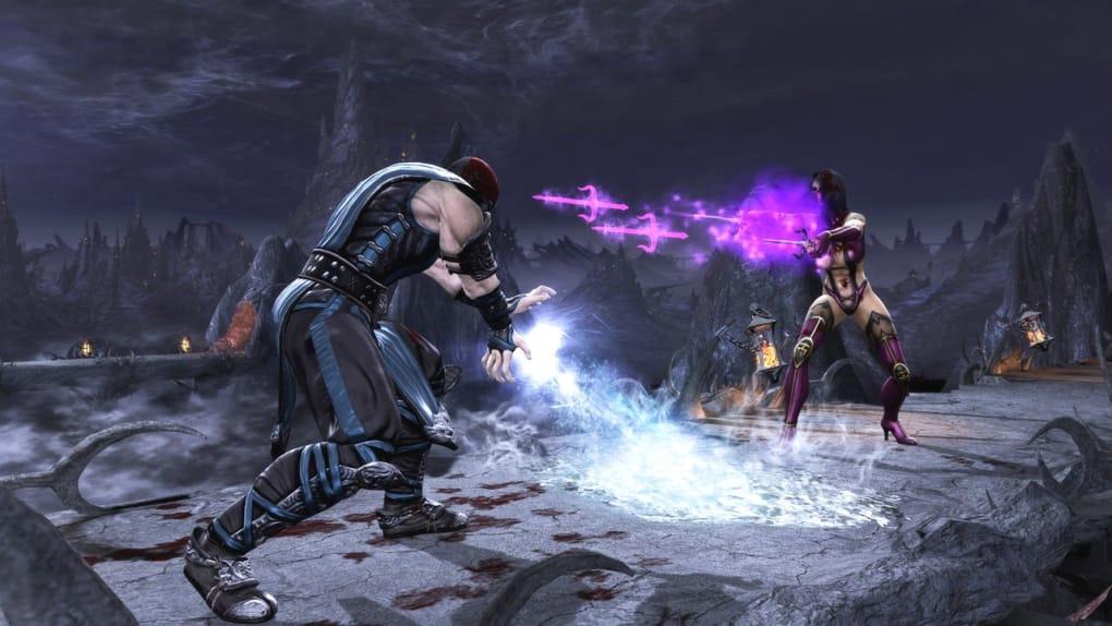Mortal Kombat 9 Mod Apk