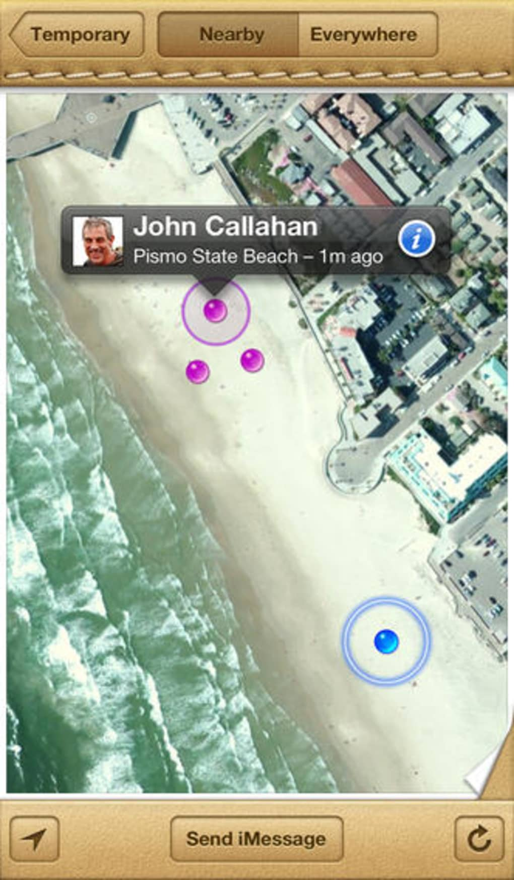 Find My Friends para iPhone - Descargar