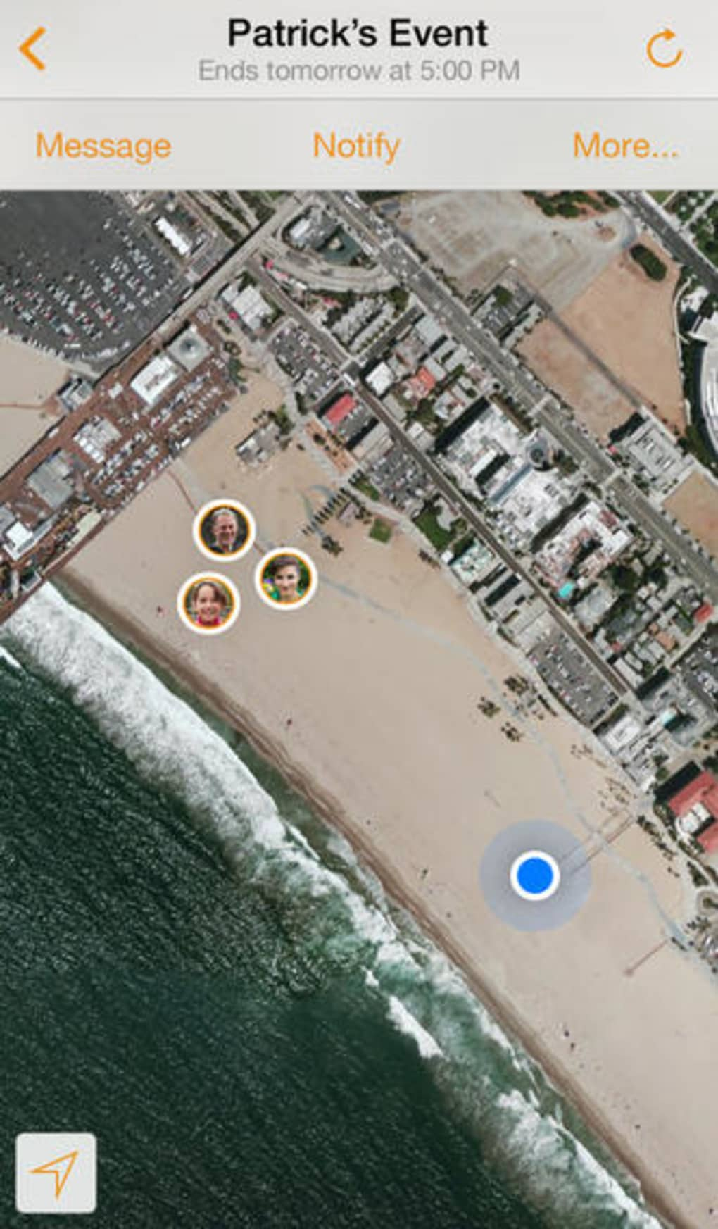 Find My Friends for iPhone - Download