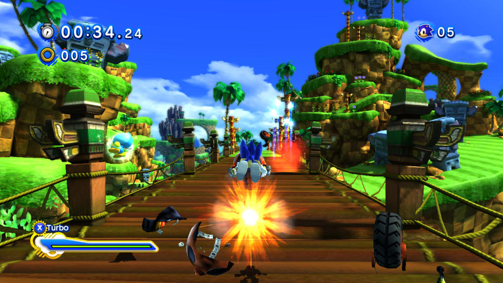 Sonic generations pc download full game