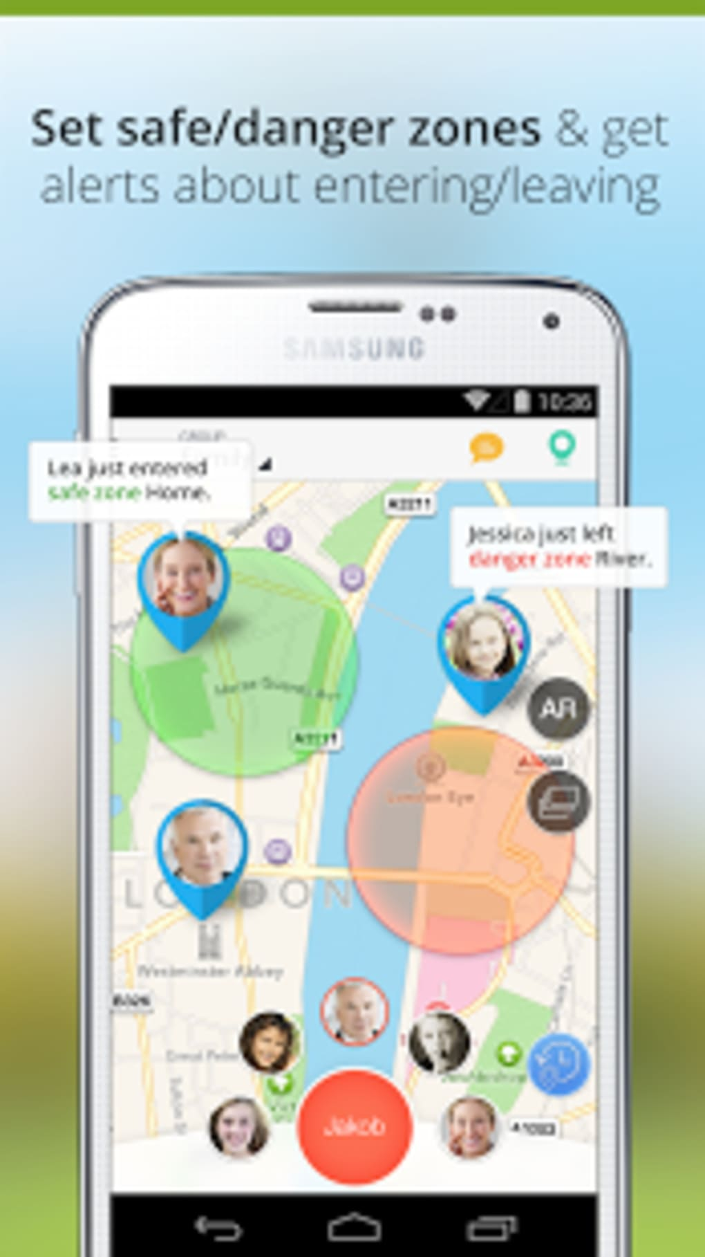Family Locator - Phone Tracker for Android - Download