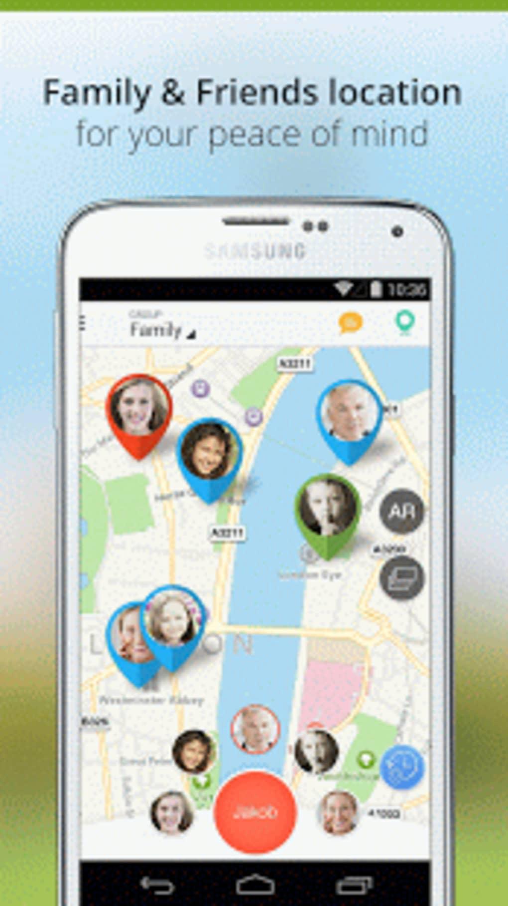 phone tracker en espanol