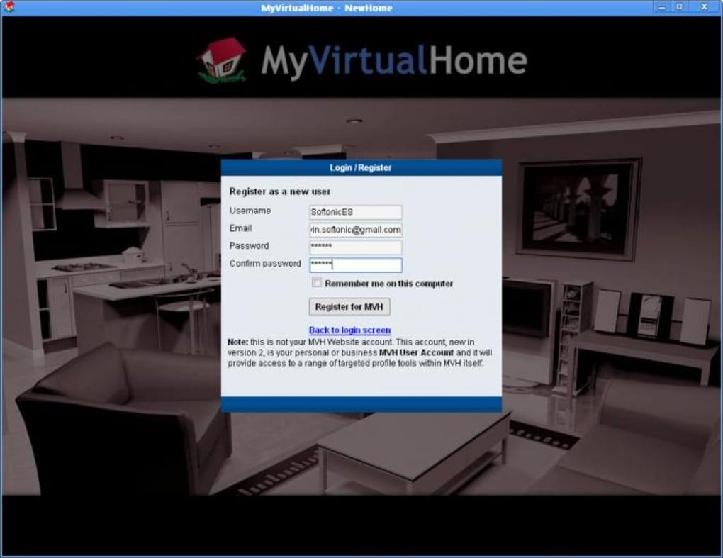 My Virtual Home Design Software