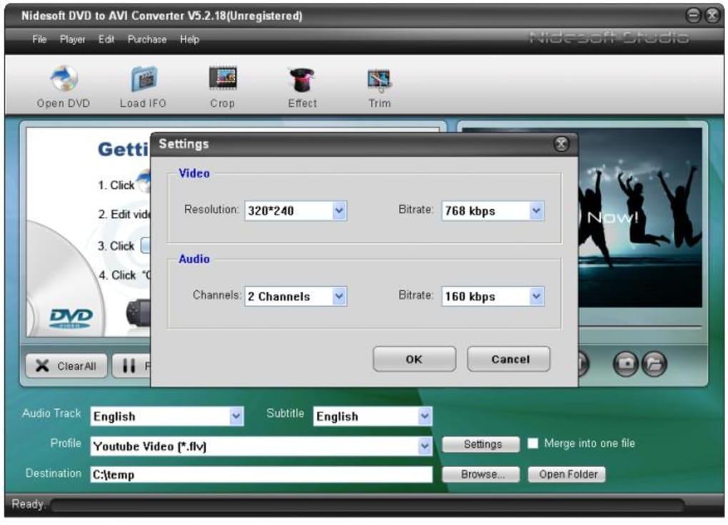 Nidesoft Dvd To Avi Converter - Free downloads and reviews ...